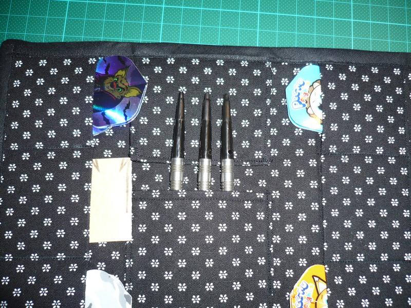 Neue Tasche Innen